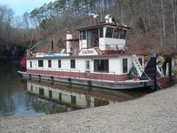 1986 TUCKER MARINE 84 Sternwheeler Paddlewheeler Iuka MS