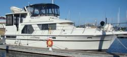 1993 Carver 440 Aft Cabin Motor Yacht Iuka MS