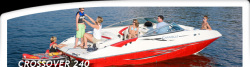 2009 - Caravelle Boats - Crossover 240