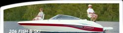 2009 - Caravelle Boats - 206 Fish  Ski