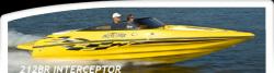 2009 - Caravelle Boats - 212 BR Interceptor
