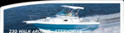 2009 - Caravelle Boats - 230 Seahawk Walkaround Sterndrive