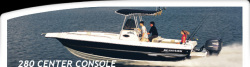 2009 - Caravelle Boats - 280 Center Console