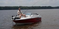 2015 - Caravelle Boats - 19 EBo Fish  Ski