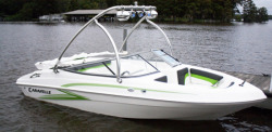 2017 - Caravelle Boats - 18 EBi Bowrider