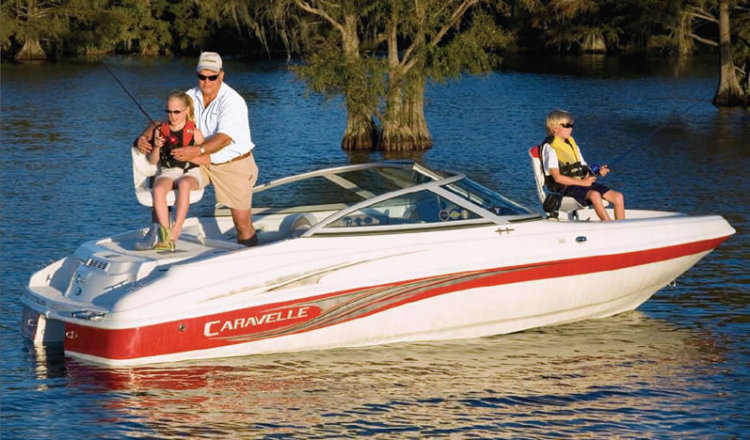 Research caravelle boats 187 ls fish ski fish and ski boat for Fish and ski boat