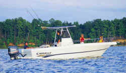 Caravelle Boats 230 CF Center Console Boat