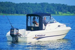 Caravelle Boats - 210 Seahawk Walkaround 2008
