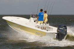 2009 - Carolina Skiff - DLV 218 Elite