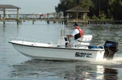 2009 - Carolina Skiff - DLX 1655