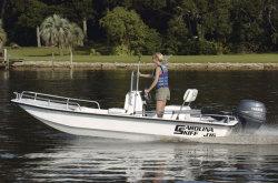 2009 - Carolina Skiff - J1650 Bass Rig