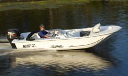 2011 - Carolina Skiff - JVX18 SC