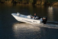 2012 - Carolina Skiff - JVX 18 Center Console