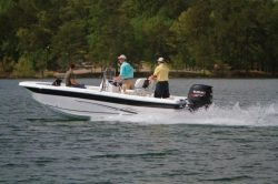 2012 - Carolina Skiff - 21 Ultra