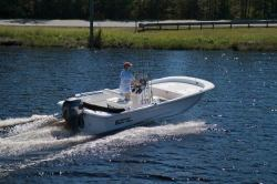 2012 - Carolina Skiff - 178 DLV Hull Only