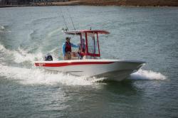 2013 - Carolina Skiff - 23 ULTRA Elite