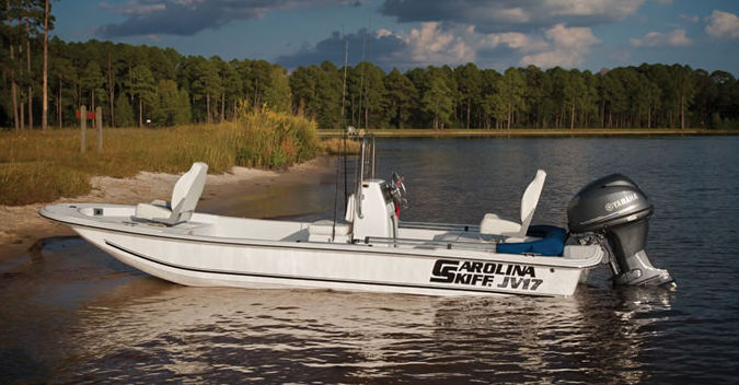 Research 2015 Carolina Skiff Jv 15 Center Console On