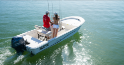 2015 - Carolina Skiff - JVX 20 Center Console