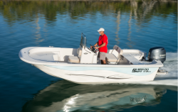 2015 - Carolina Skiff - DLV 218