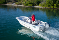 2015 - Carolina Skiff - DLV 258