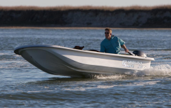 2015 - Carolina Skiff - JV 13 Tiller Handle