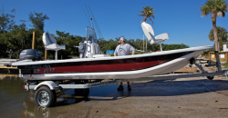 2015 - Carolina Skiff - JV 15 Center Console