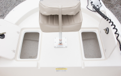 2015 - Carolina Skiff - JVX 18 Stick Steering