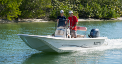2017 - Carolina Skiff - JVX 16 Center Console