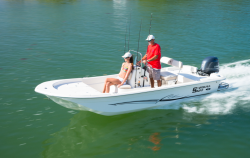 2017 - Carolina Skiff - JVX 18 Center Console