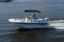 2020 - Carolina Skiff - 17 LS
