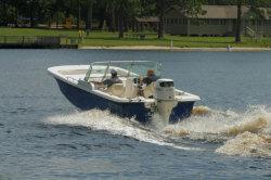 2020 - Carolina Skiff - 21 LS DC