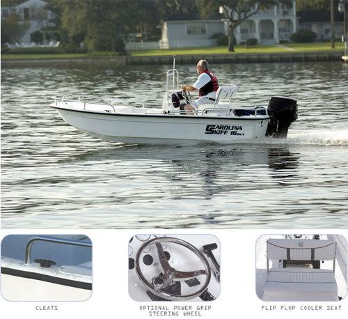 research carolina skiff dlx 1655 on iboats com rh boats iboats com Carolina Skiff 16 Carolina Skiff DLV