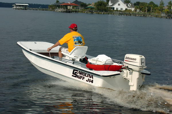 Research Carolina Skiff - J14 SS on iboats.com