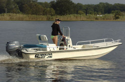 Carolina Skiff - J1650 Bass Rig