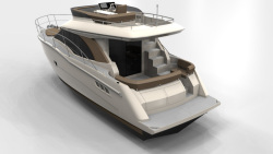 2013 - Carver Yachts - Carver 34 Fly
