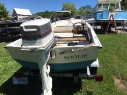1984 Wellcraft 180 Fisherman