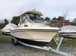 24' 2018 Cutwater C-242 Coupe