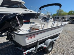 1987 Wellcraft V-20 Steplift
