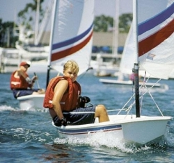 2012 - Catalina Sailboats - US Sabot