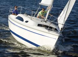 2012 - Catalina Sailboats - Catalina 250 mkII Water Ballast