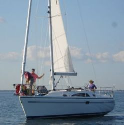 Catalina Sailboats 309 Fin Keel Mega Yacht Sailboat Boat