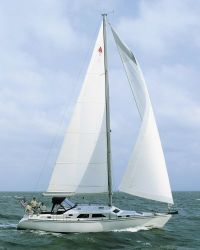 Catalina Sailboats 440 Morgan Mega Yacht Sailboat Boat