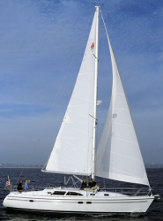 Catalina Sailboats 387 Fin Keel Mega Yacht Sailboat Boat