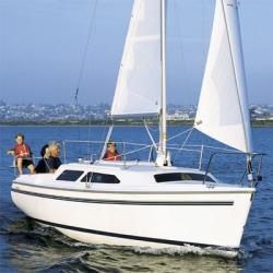 Catalina Sailboats - 250 Water Ballast
