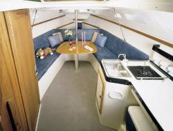 Catalina Sailboats - 250 Wing Keel