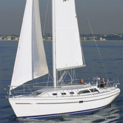 Catalina Sailboats - 34 MK II