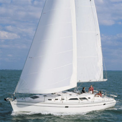 Catalina Sailboats - 400 MK II 2 Cabin
