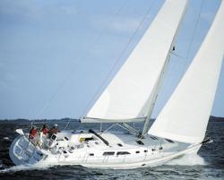 Catalina Sailboats - 470 3 Cabin