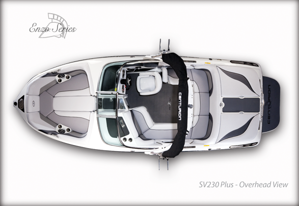 Research 2011 Centurion Boats Enzo Sv230 Plus On