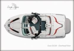 2011 - Centurion Boats - Enzo SV230